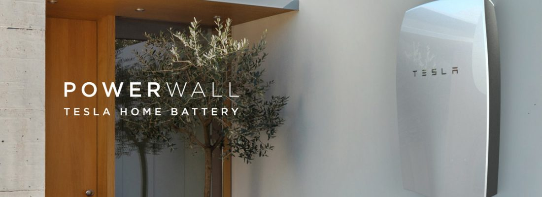 Tesla House Battery >> Tesla Powerwall Battery Install In Domestic House Latest Energy